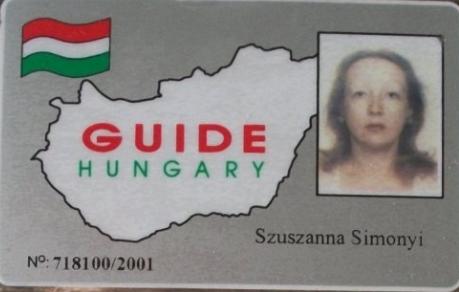 Orosz anyanyelvű idegenvezető Budapesten